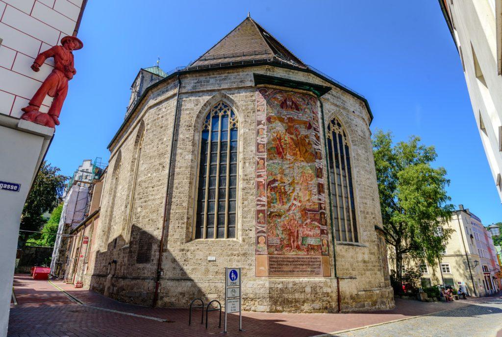 ヴァッサーブルク 聖ヤコブ教会
