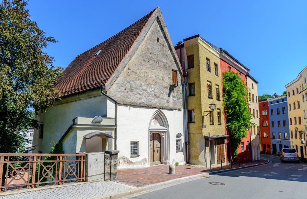 ヴァッサーブルク ミヒャエル礼拝堂