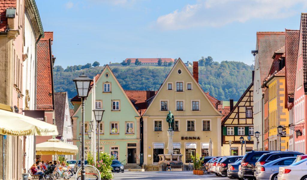 ヴュルツブルク要塞