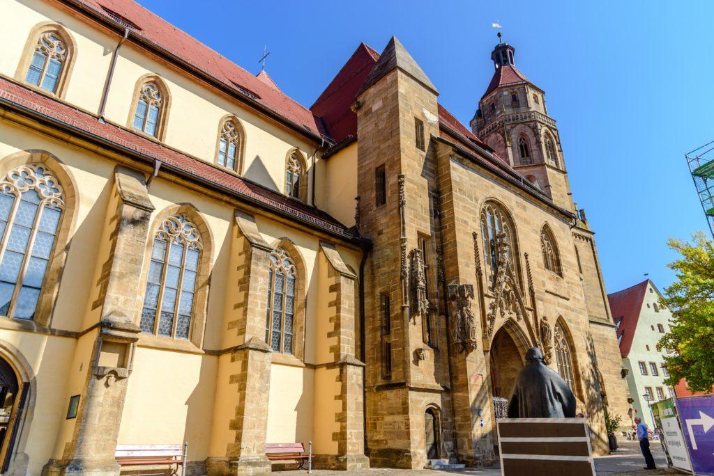 ヴァイセンブルク 聖アンドレアス教会 / St.-Andreas-Kirche