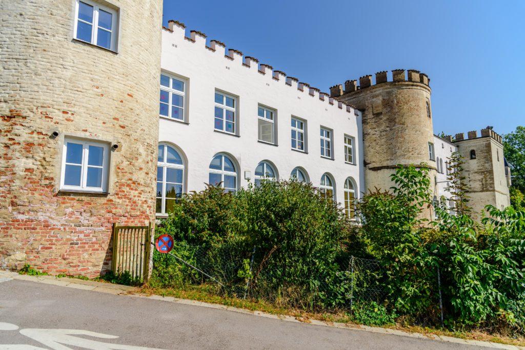 ドナウヴェアト 要塞
