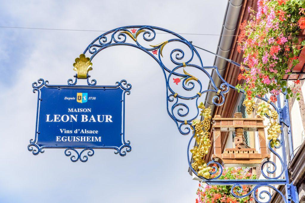 エギスハイム 観光 - フランスで一番美しいアルザスのワイン村