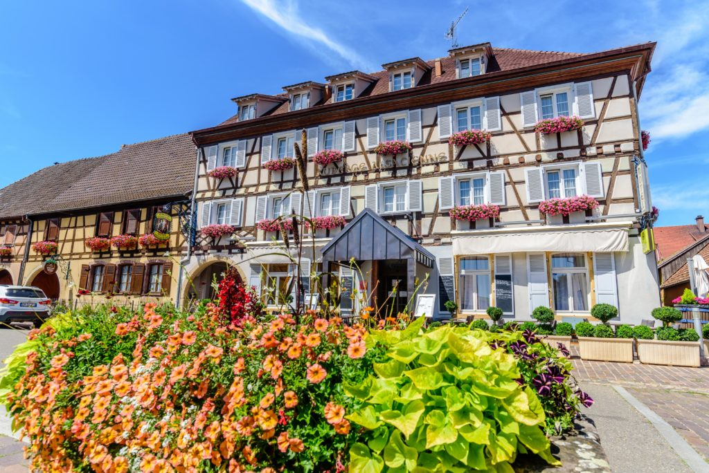 ホテル ローベルジュ アルザシエンヌ