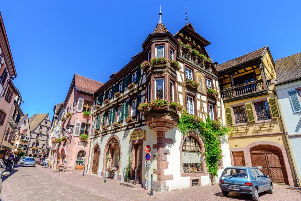 カイザースベルク 観光 - まるで絵葉書のようなワイン村