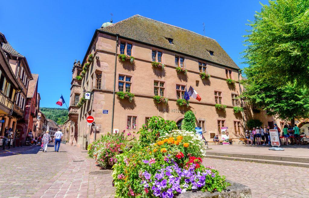 旧市役所 / Hotel de Ville