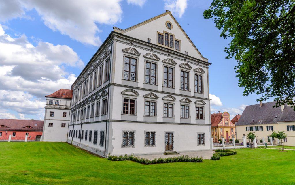 エッテインゲン城 / Schloss Oettingen