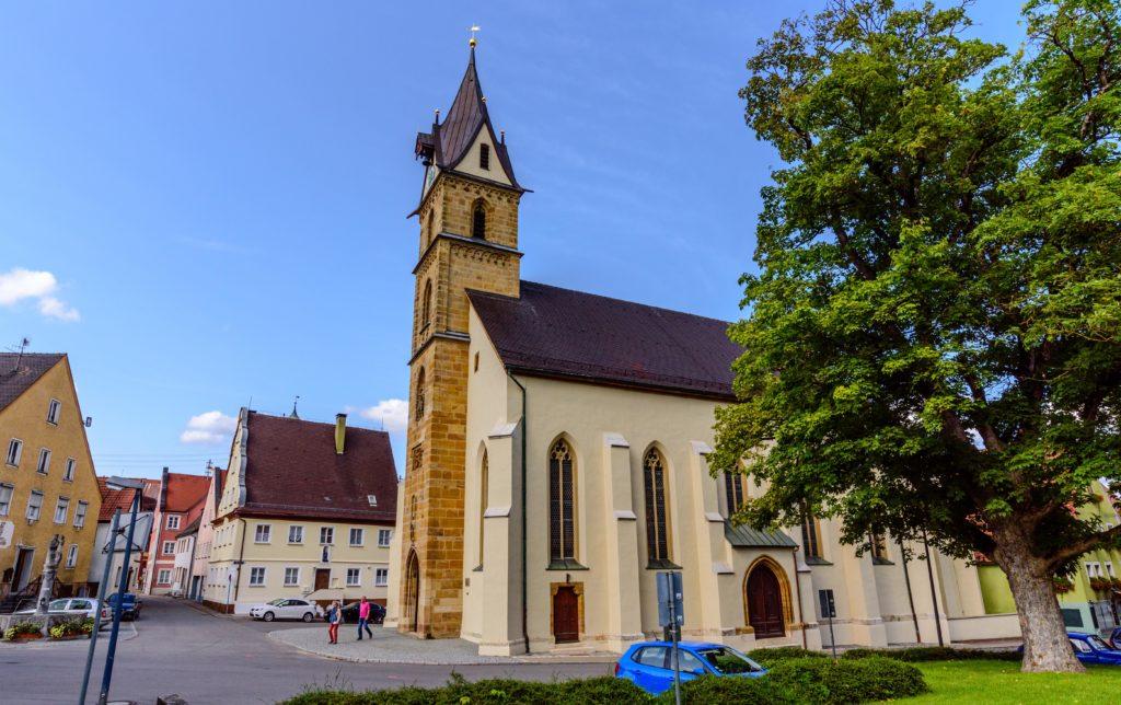 聖セバスチャン教会