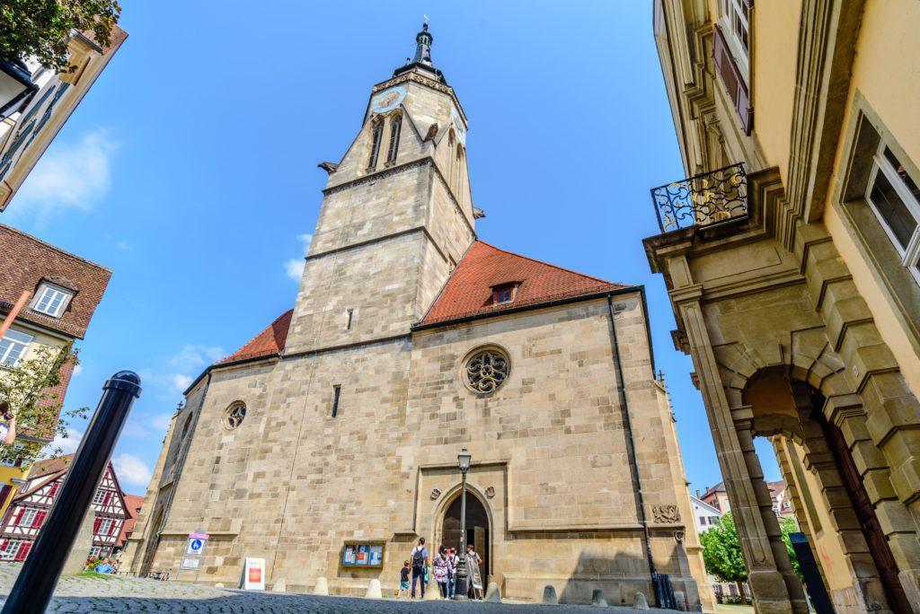 テュービンゲン 聖ゲオルグ教会 / St.Georg