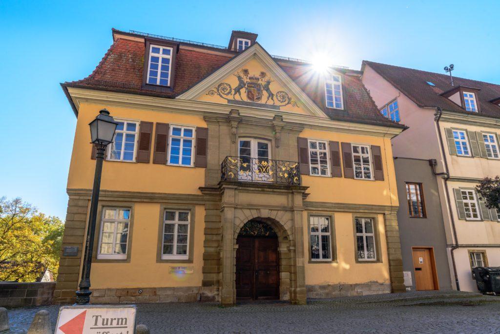 テュービンゲン 旧大学講堂 / alte Aura