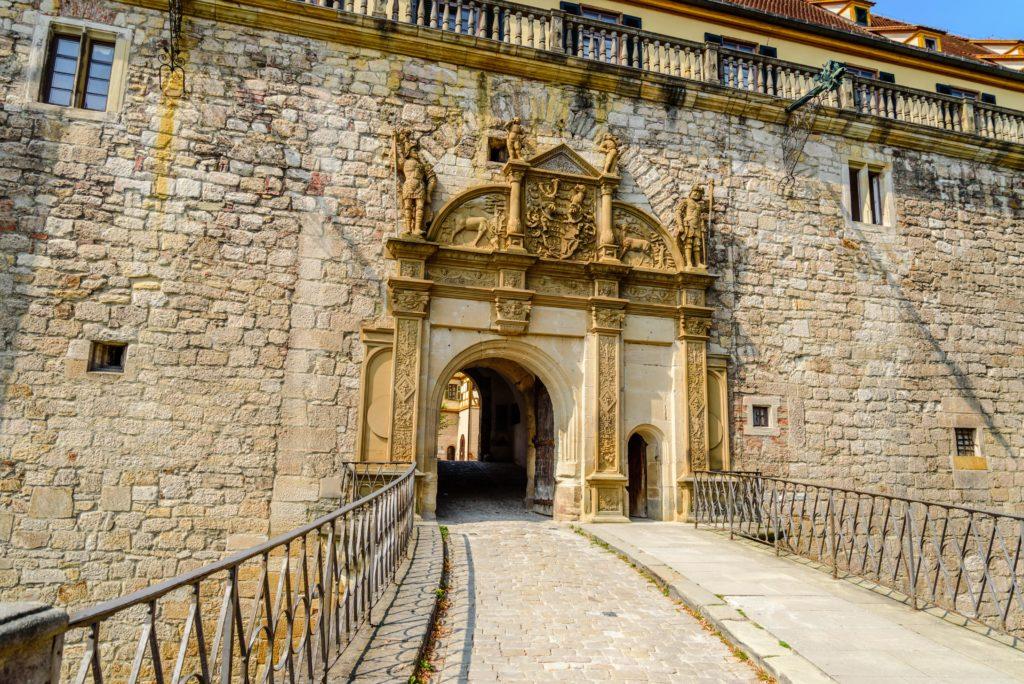 テュービンゲン 城 / Schloss Hohentübingen