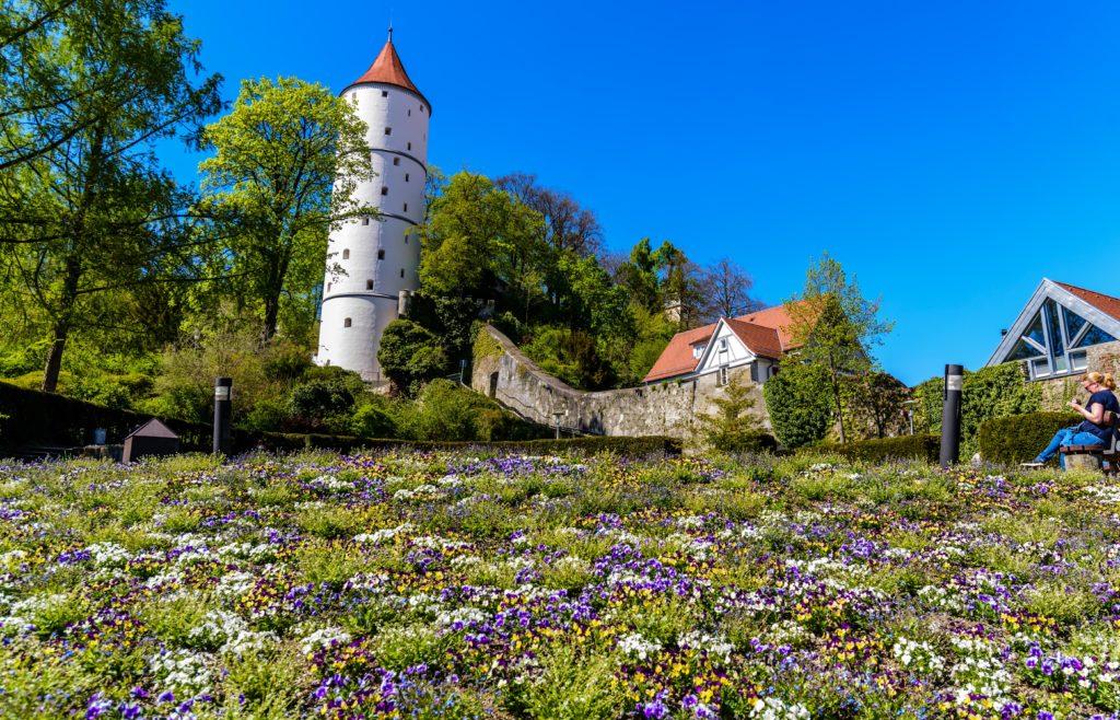 ビーバラッハ 白い塔