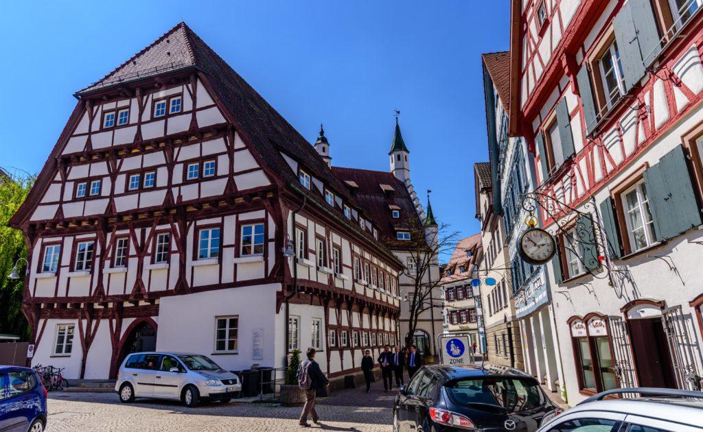 ビーバラッハ 旧市役所