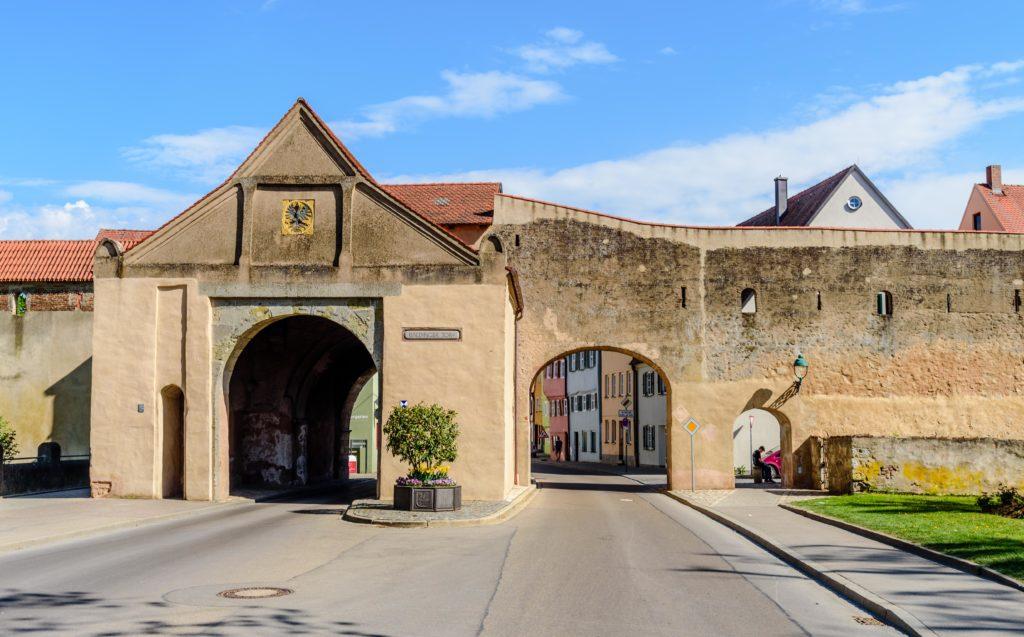 バルデインガー城門