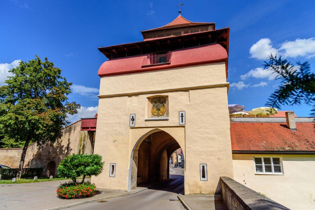 ベルガー城門