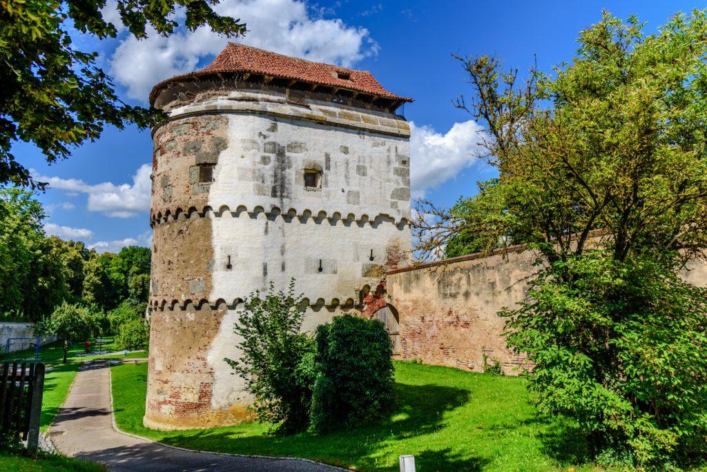 ネルトリンゲン 獅子塔 / Löwenturm & 火薬塔 / Pulverturm