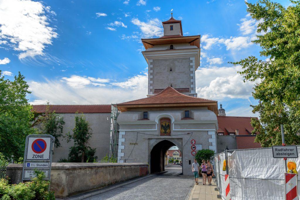 ライムリンガー城門