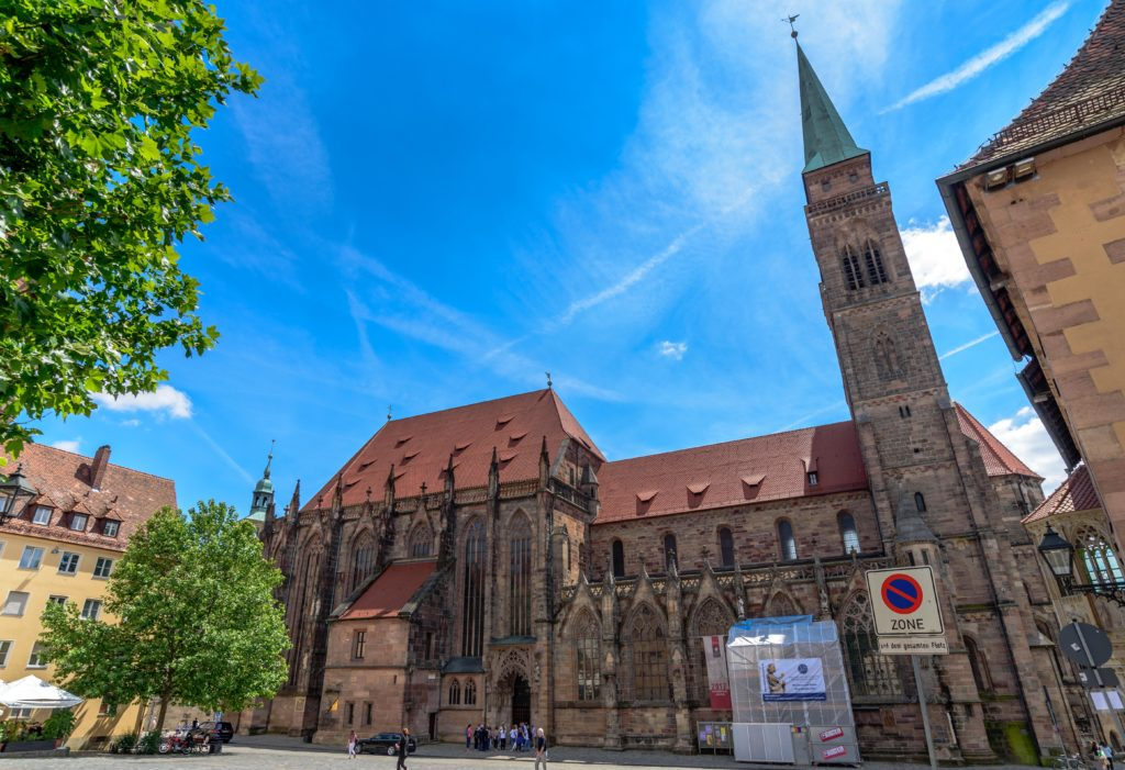 ニュルンベルク 聖ゼバルドゥス教会