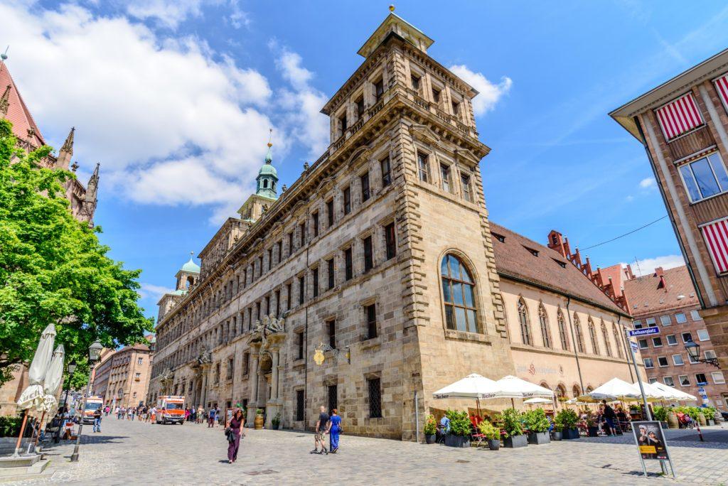 ニュルンベルク 市役所