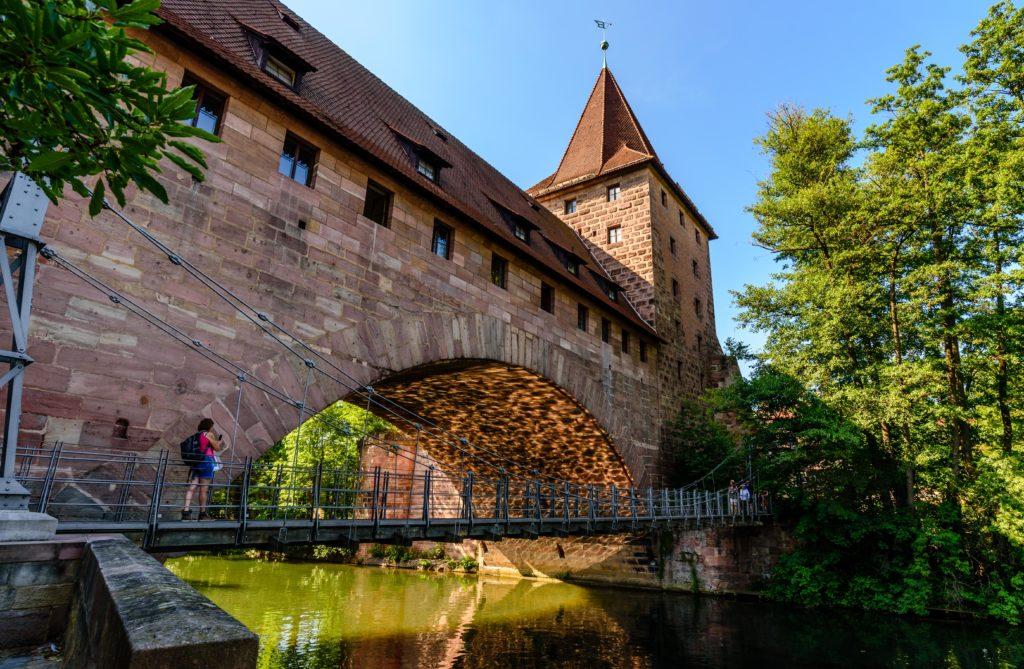 鎖の橋 / Kettensteg