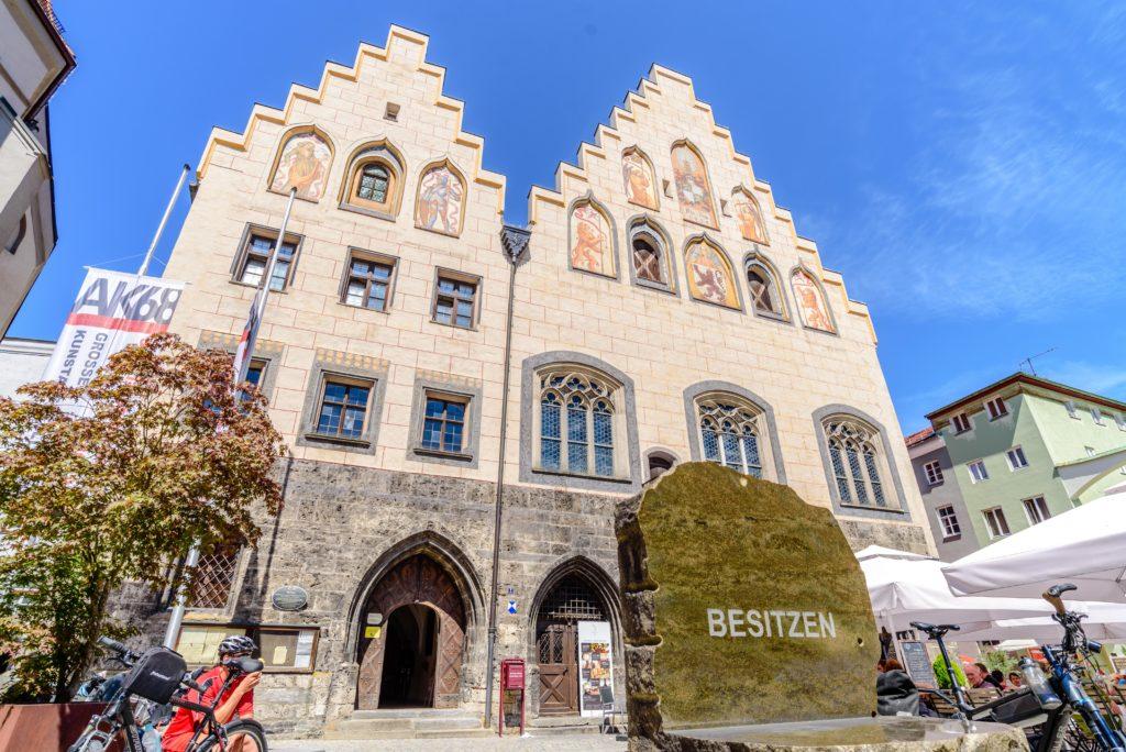 ヴァッサーブルク 市役所