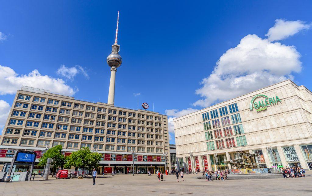ベルリン テレビ塔 / Berliner Fernsehturm