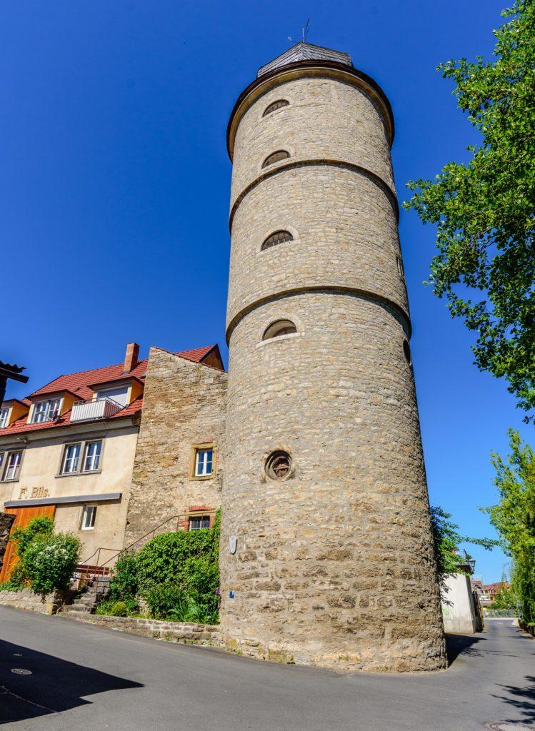 マルクトブライト 白い塔