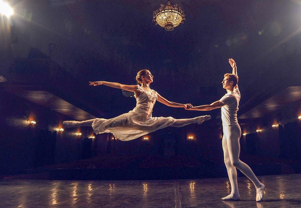 クラシック バレエ ダンサー