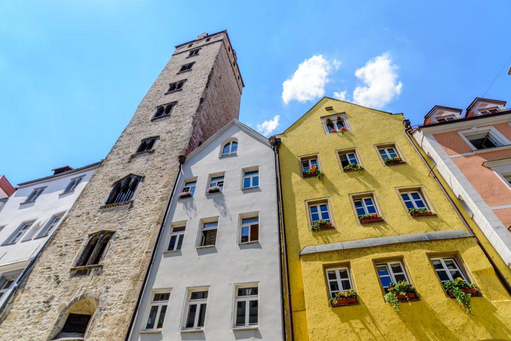 金の塔 / Goldener Turm