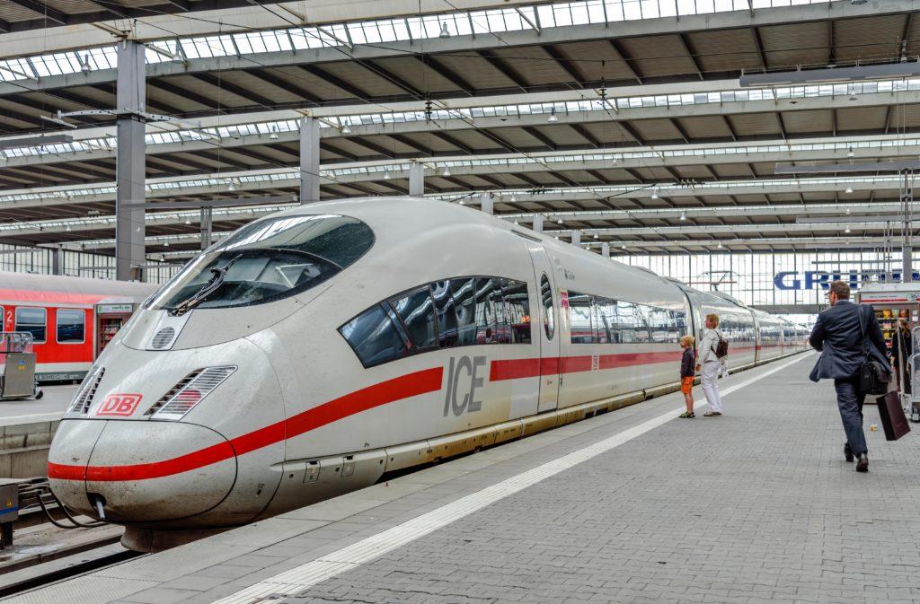 ドイツの新幹線 ICE