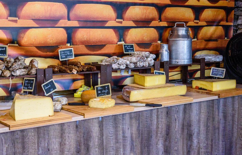 アルザスの臭いチーズ