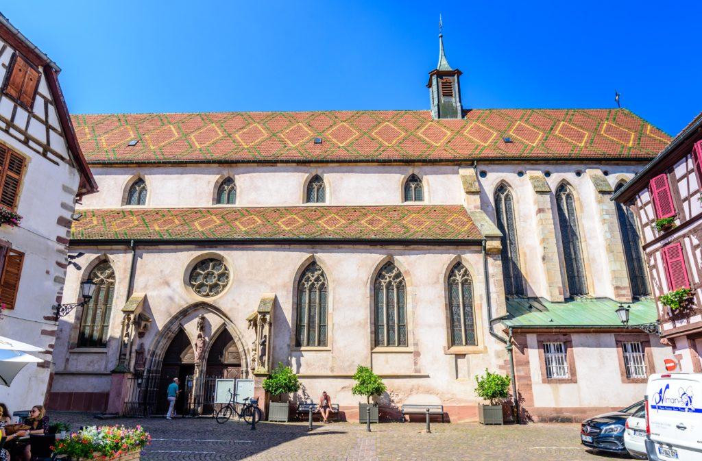 リボヴィレ 修道院教会