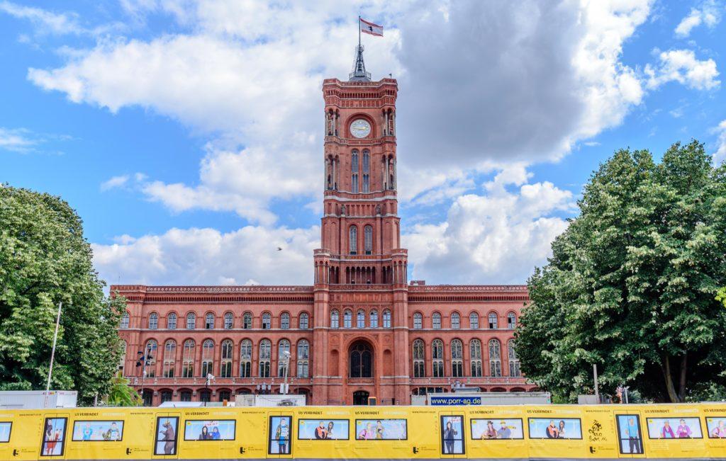 ベルリン 赤い市役所 / Rotes Rathaus