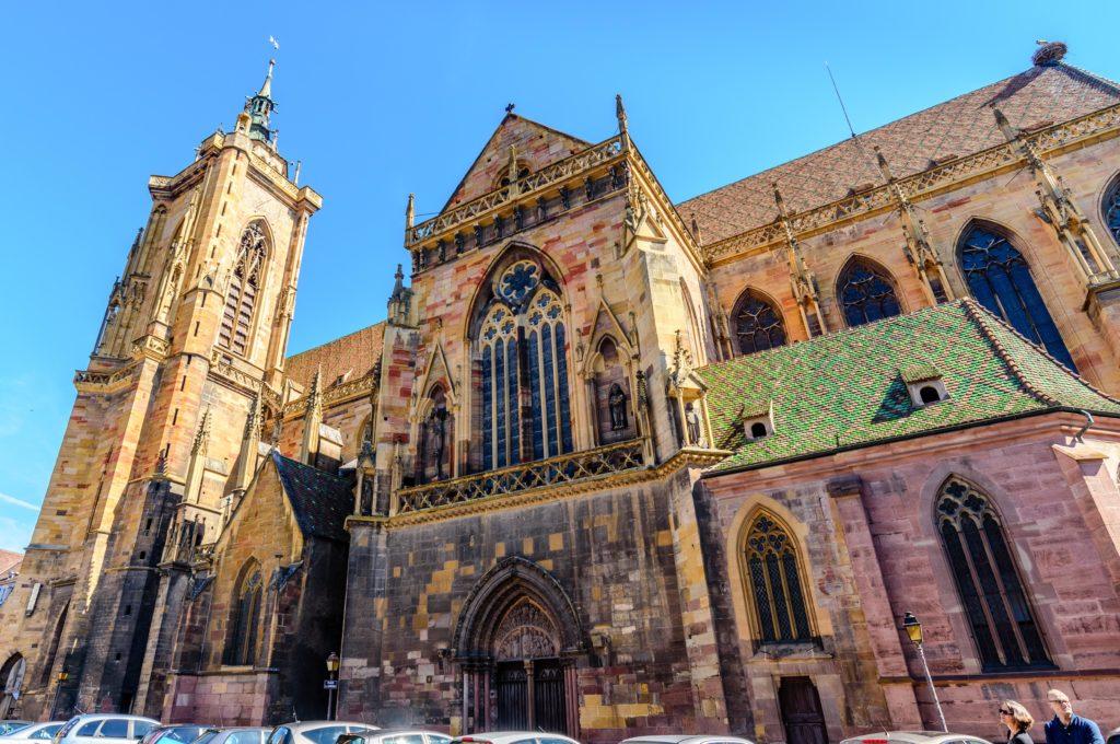 コルマール 大聖堂