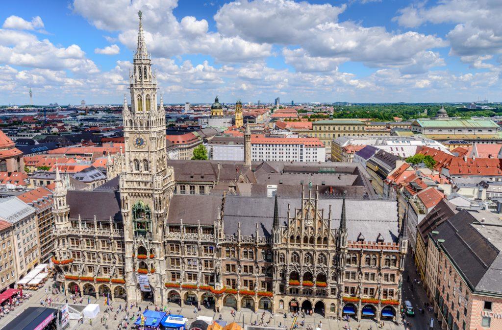 ミュンヘン 新市庁舎