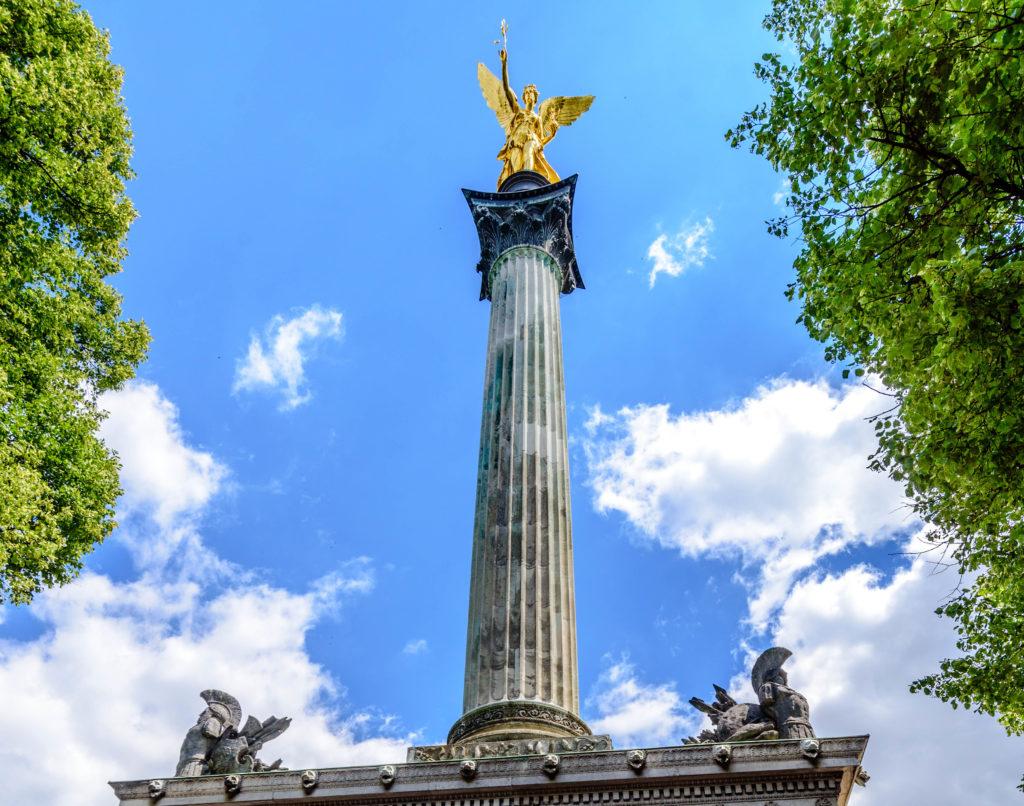 ミュンヘン 平和の天使像