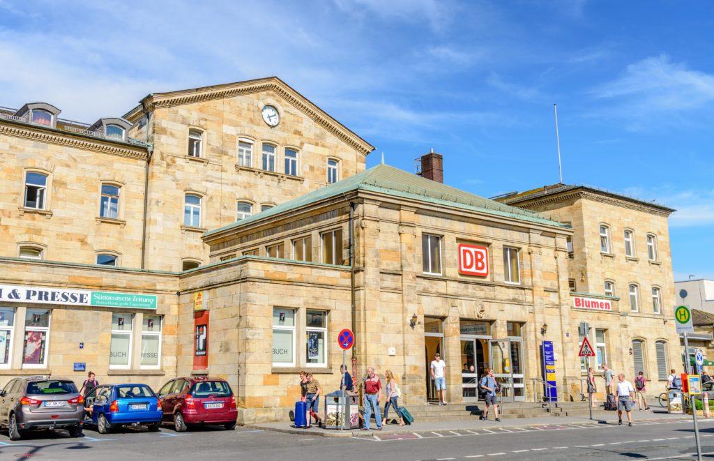 バンベルク 中央駅