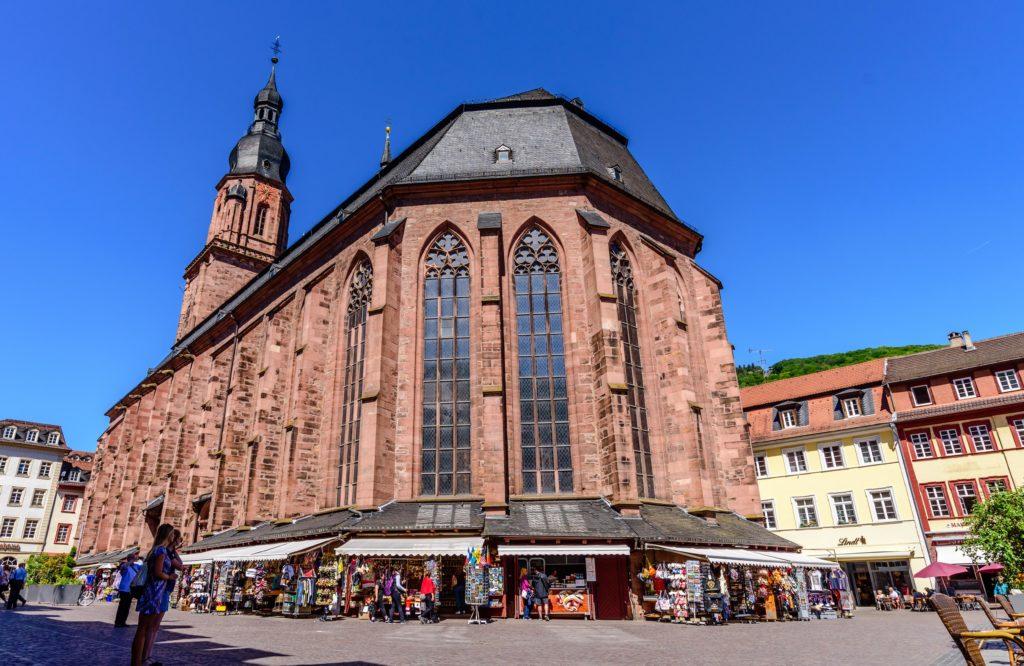 ハイデルベルク 聖心教会