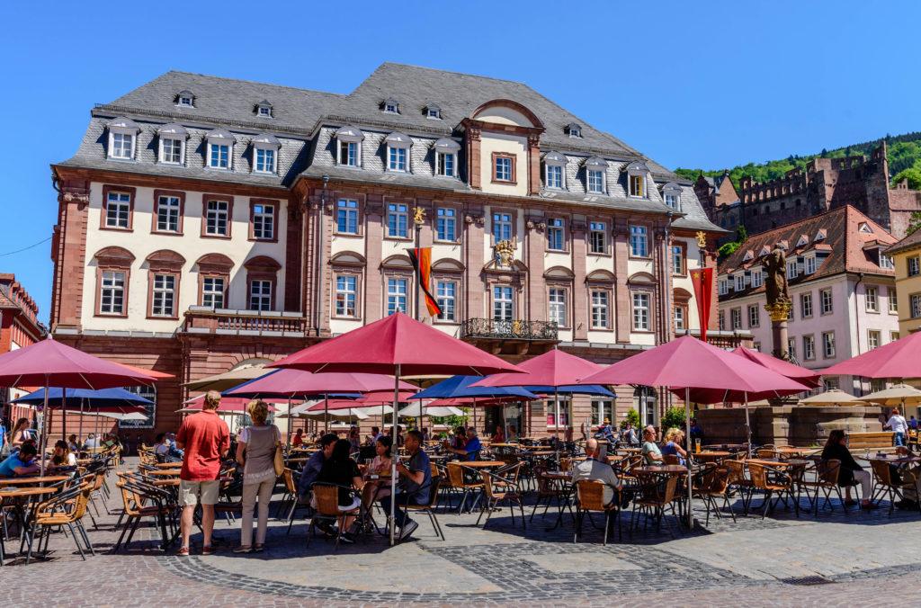 ハイデルベルク 市庁舎