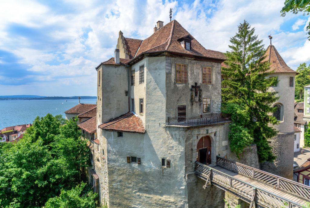メーアスブルク 城砦