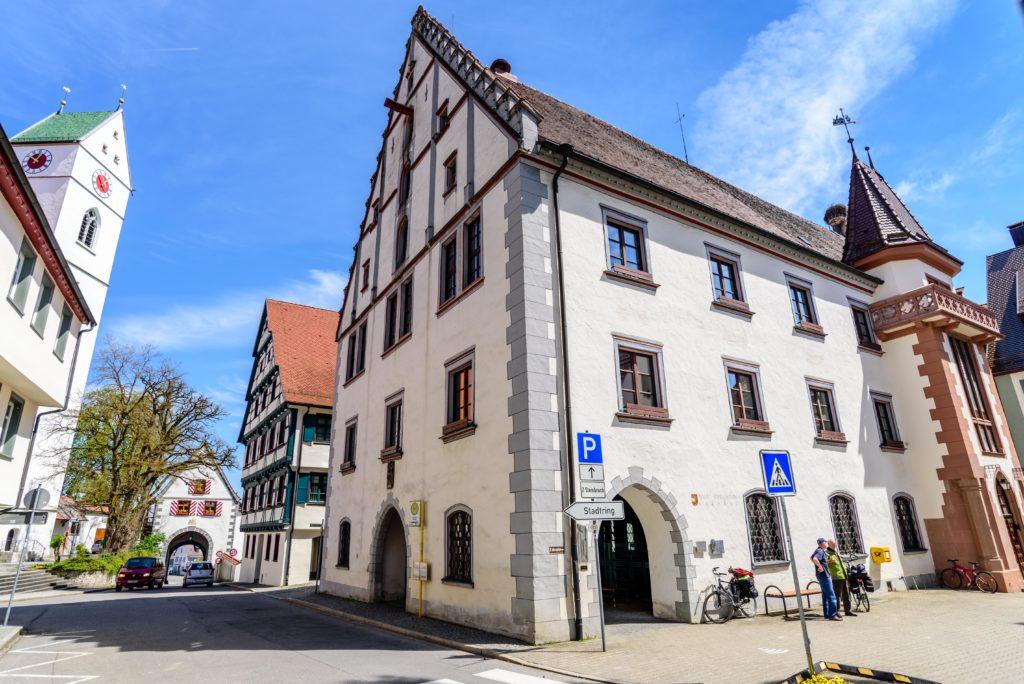 リートリンゲン 市役所