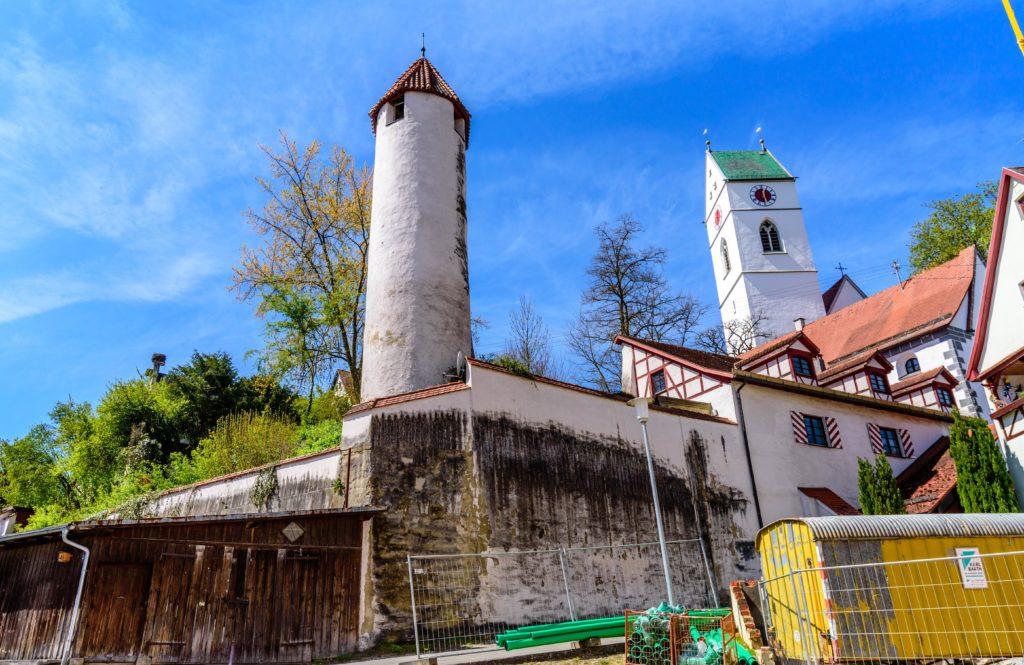 リートリンゲン 監獄塔