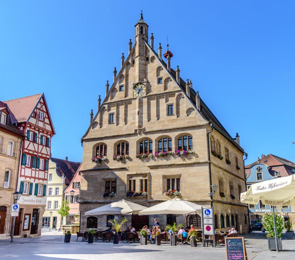 ヴァイセンブルク 旧市庁舎