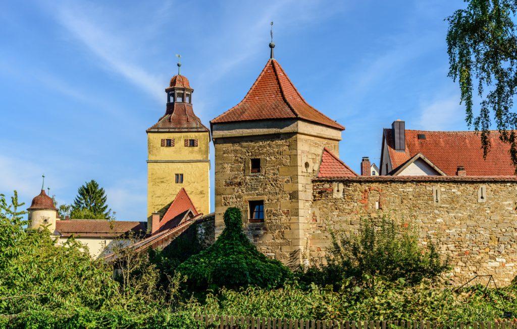 ヴァイセンブルク 五画塔