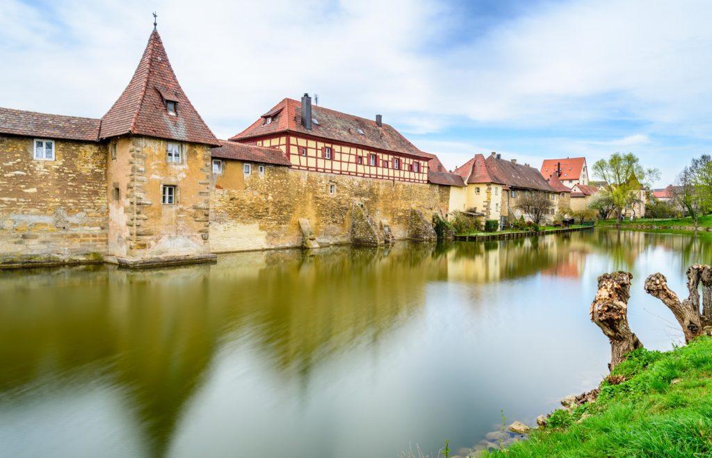 ヴァイセンブルク ゼーヴァイヤー城壁