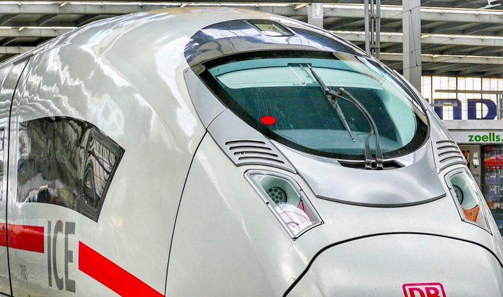 ドイツの物価 列車