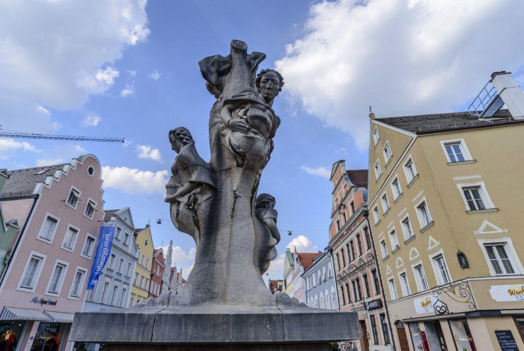 戦士の記念碑