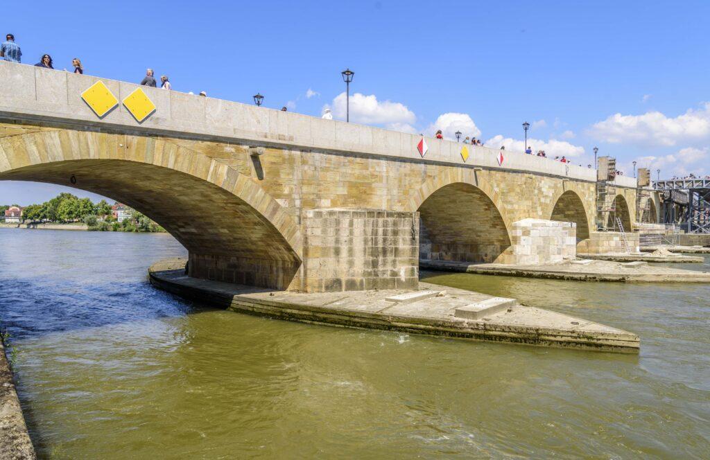 ドイツ最古の石橋