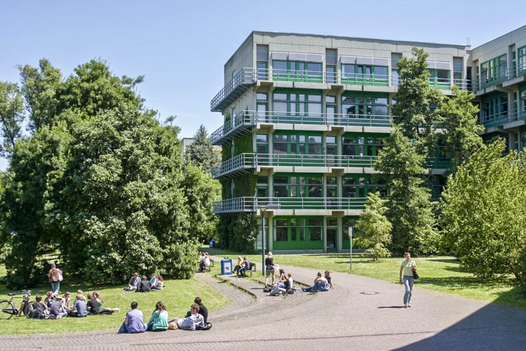 デュッセルドルフ大学 キャンパス