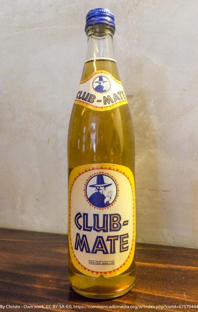 ベルリン名物 Club Matte