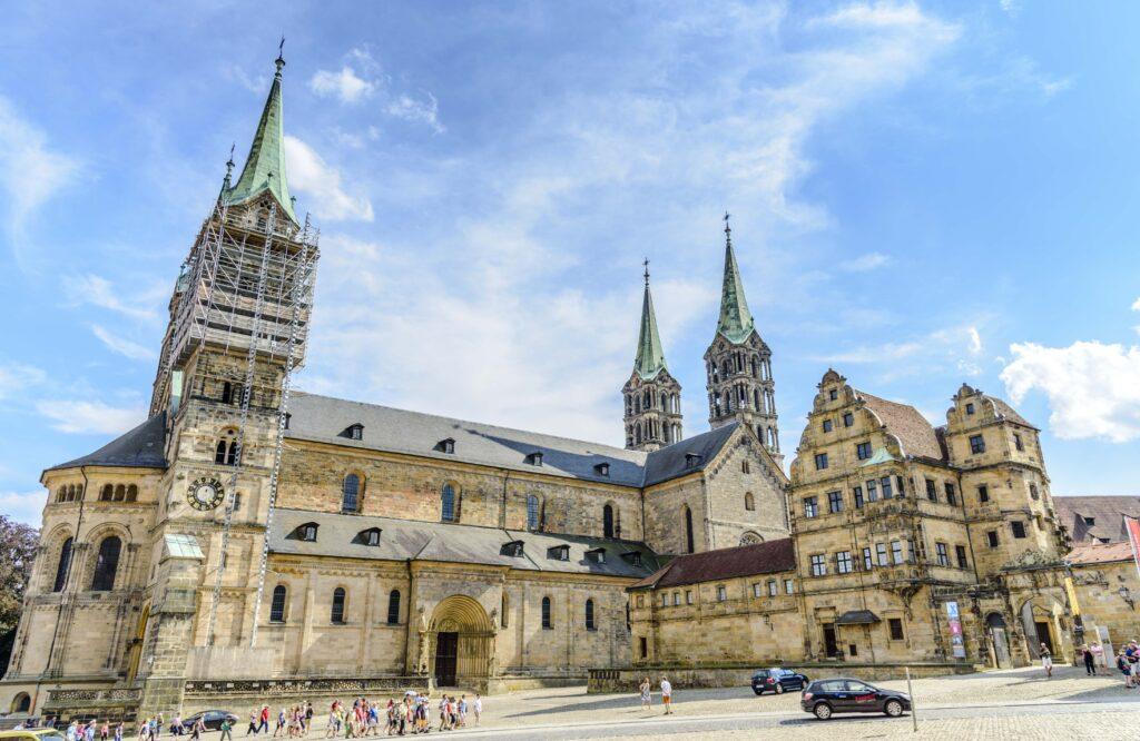 バンベルク ドーム(大聖堂)